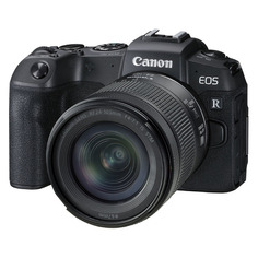 Фотоаппарат CANON EOS RP kit ( RF 24-105mm F4-7.1 IS STM), черный [3380c133]