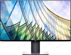 Монитор Dell UltraSharp U2721DE (черный)