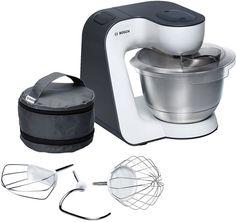 Кухонный комбайн Bosch MUM54A00 (белый, серый)