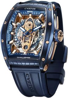 Швейцарские мужские часы в коллекции Challenge SeaLiner Мужские часы CVSTOS Challenge-SeaLiner-Blue