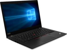 Ноутбук Lenovo ThinkPad X13 20T2003JRT (Intel Core i5-10210U 1.6 GHz/8192Mb/512Gb SSD/Intel UHD Graphics/Wi-Fi/Bluetooth/Cam/13.3/1920x1080/Windows 10 Pro 64-bit)