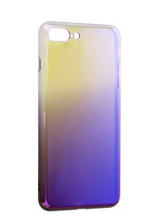 Защитная крышка Liberty Project Градиент для APPLE iPhone 8 Plus/7 Plus Transparent-Purple 0L-00034191
