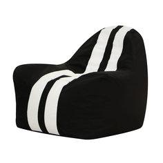 Кресло-мешок Dreambag Спорт Черное Оксфорд