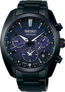 Японские наручные мужские часы Seiko SSH077J1. Коллекция Astron
