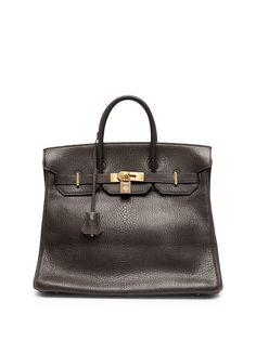Hermès сумка Birkin pre-owned Hermes