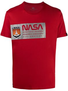Alpha Industries футболка Nasa