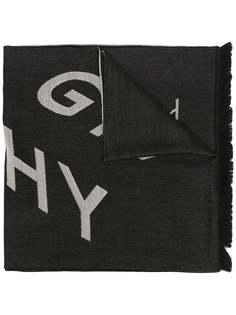 Givenchy шарф с логотипом