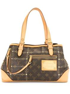 Louis Vuitton сумка на плечо Riveting pre-owned с монограммой
