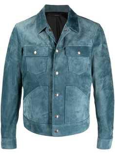 TOM FORD куртка в стиле вестерн
