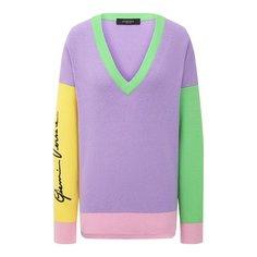 Кашемировый пуловер Versace