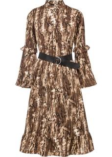 Платье-рубашка Bonprix
