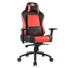 Кресло компьютерное игровое ZONE 51 СПАРТАК ЛЕГЕНДА Black-Red Z51-SPRT2-BR