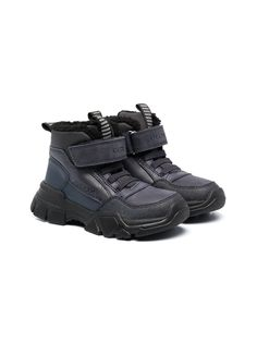 Geox Kids ботинки на липучках
