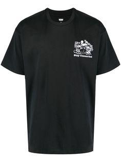 Levis футболка с вышивкой из коллаборации с Disney