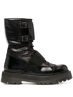 Premiata ботинки с пряжками