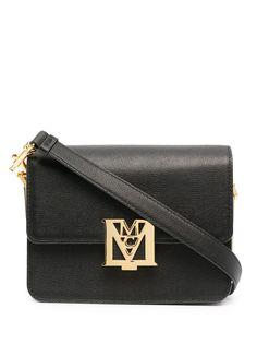 MCM сумка на плечо Mena с логотипом Visetos
