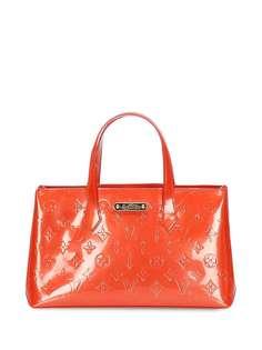 Louis Vuitton сумка-тоут Vernis Wilshire PM 2009-го года