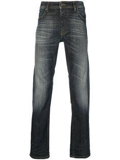 Diesel джинсы Skinny Dan с эффектом потертости