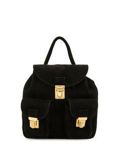 Fendi Pre-Owned рюкзак на кнопке