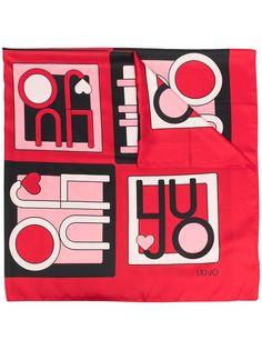 LIU JO платок с логотипом