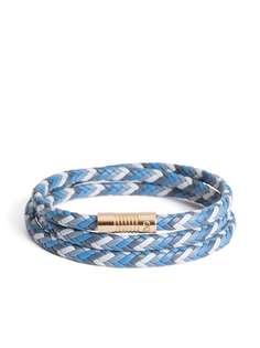 Dolce & Gabbana плетеный браслет