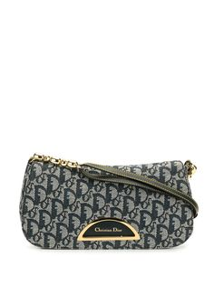 Christian Dior сумка на плечо pre-owned с узором Trotter