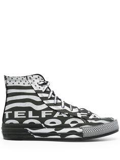 Telfar высокие кеды Chuck 70 из коллаборации с Converse