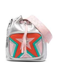 Stella McCartney Kids сумка на плечо с аппликацией