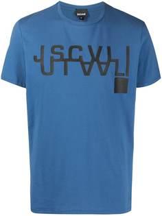 Just Cavalli футболка с короткими рукавами и логотипом