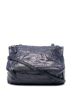 Givenchy сумка через плечо с жатым эффектом