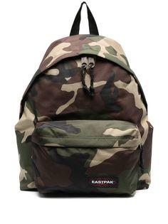 Eastpak рюкзак с камуфляжным принтом