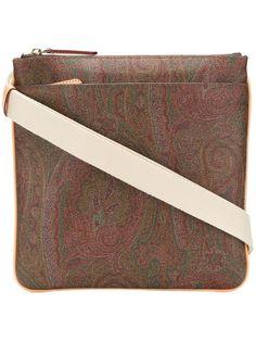 """Etro сумка на плечо с узором """"пейсли"""""""