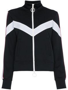 Off-White спортивная куртка на молнии
