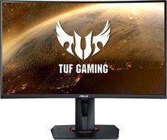 """Монитор ASUS TUF Gaming VG27VQ 27"""" (черный)"""
