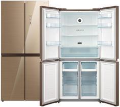 Холодильник Бирюса CD 466 GG (бежевый)