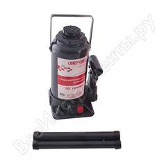 Гидравлический бутылочный домкрат skyway 16т h 225-425 мм с клапаном в коробке+сумка s01804004