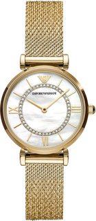 Женские часы в коллекции Gianni T-Bar Женские часы Emporio Armani AR11321