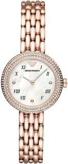 Женские часы в коллекции Rosa Женские часы Emporio Armani AR11355