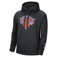 Мужская худи Nike НБА New York Knicks City Edition Logo