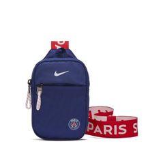 Футбольная сумка через плечо Paris Saint-Germain Stadium Nike