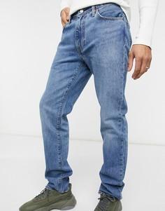 Узкие голубые джинсы Levis 511-Голубой