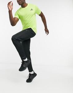Черные джоггерыadidas Running-Черный цвет