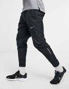 Черные джоггеры Nike Running-Черный