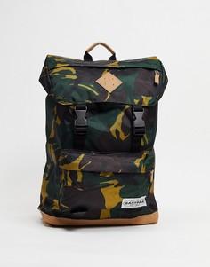 Рюкзак с камуфляжным принтом Eastpak Rowlo-Зеленый цвет