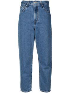 Levis укороченные прямые джинсы