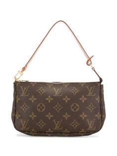Louis Vuitton сумка-тоут Pochette Accessoire 2000-го года с монограммой
