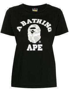 A BATHING APE® футболка City Camo Ape Bape