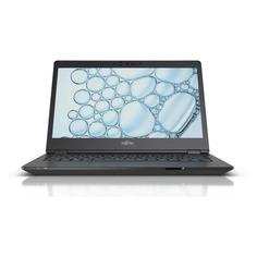 """Ноутбуки Ноутбук FUJITSU LifeBook U7410, 14"""", Intel Core i7 10510U 1.8ГГц, 32ГБ, 1ТБ SSD, Intel UHD Graphics , Windows 10 Professional, LKN:U7410M0008RU, черный"""