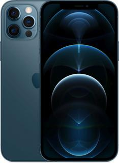 Мобильный телефон Apple iPhone 12 Pro 256GB (тихоокеанский синий)