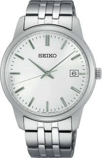 Японские мужские часы в коллекции CS Dress Мужские часы Seiko SUR397P1